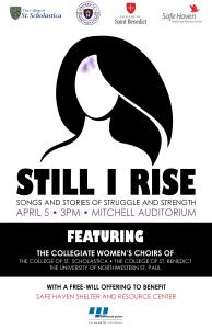 Still I Rise Poster
